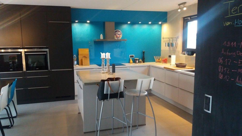 Unsere neue Küche ist fertig Der Hersteller ist Nobilia - Laser