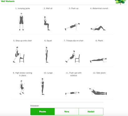 It Consists Of 12 Standard Exercises Like Jumping Jacks Sit Ups And Push Ups Ten Of Them 7 Minute Workout Scientific 7 Minute Workout High Intensity Workout
