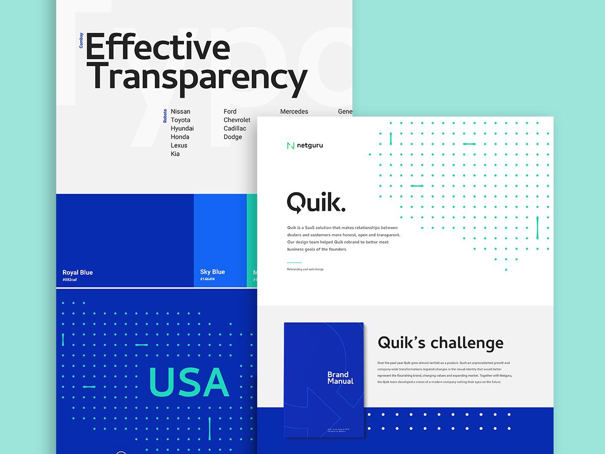 Quik Behance Case Study Case Study Case Study Design Brand Manual