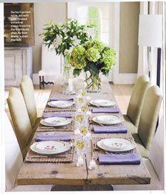 Caring for a Reclaimed Wood Table? | Pinterest | Ina garten, Garten ...