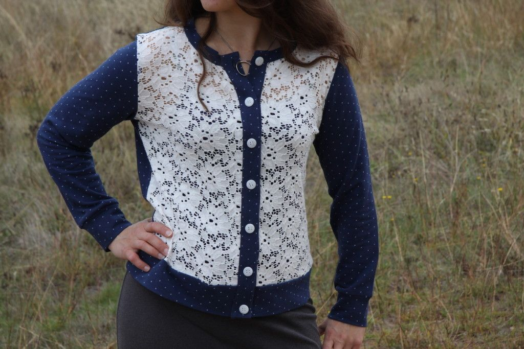 Itch to Stitch Lisbon Cardigan PDF Sewing Pattern | Itch to Stitch ...