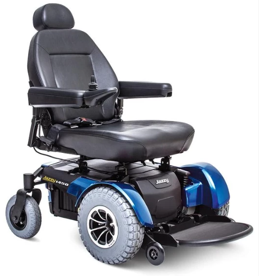 Pride Jazzy 1450 Heavy Duty Power Chair Jazzy1450 Electric Scooter For Kids Powered Wheelchair Scooters For Sale