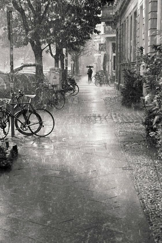 Inspired By: Black And White - #Black #Inspired #rain #white #cuteumbrellas