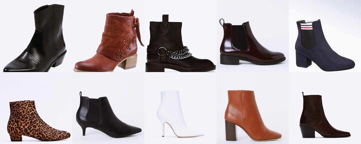 Autumn/Winter 2018-2019 Trends: Shoes