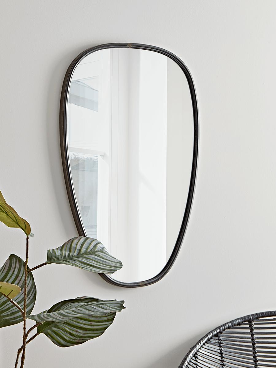 Ova Mirror Mirror, Mirrors uk, Copper wall