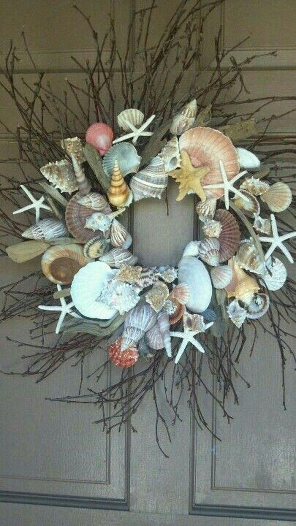 Do It Yourself Home Design: 37 Relaxed Beach Themed Christmas Decoration Ideas 07