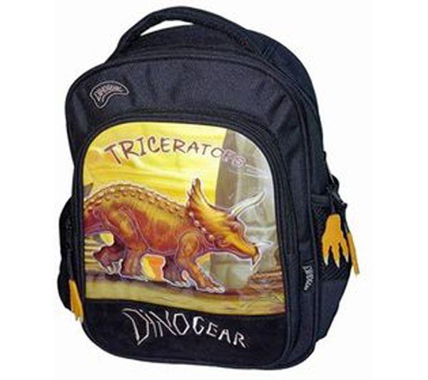Mochila pequeña de Triceratops - Todo Dinosaurios - La tienda del dinosaurio http://www.tododinosaurios.com/es/i558/mochila-pequena-de-triceratops PVP: 22€