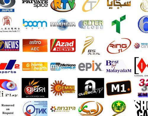 9,000 TV channel logos   Inspiration Nation   Channel logo