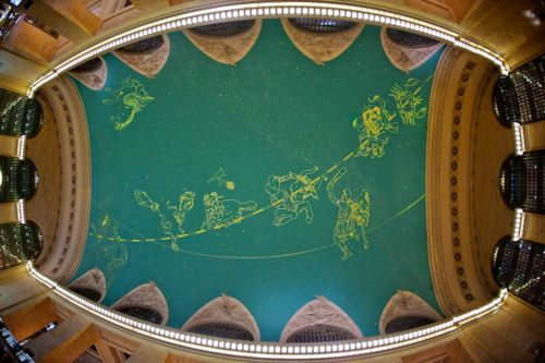 Constellation Mural