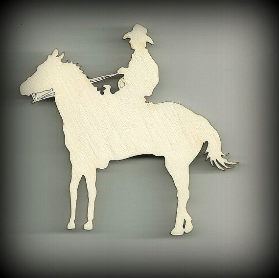 Western wood cutouts