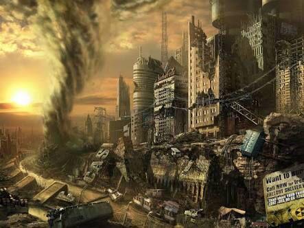 Distopía 8.