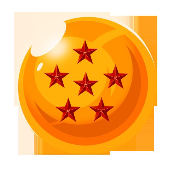 Esfera Del Dragon De 6 Estrella Render Hd Png By Todoanimeoficial Dragon Ball Super Manga Dragon Ball Z Dragon Ball Goku