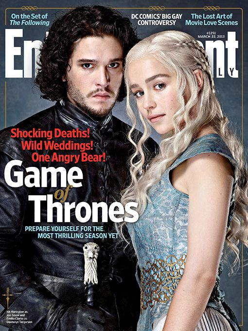 Does Jon Snow Hook Up With Daenerys