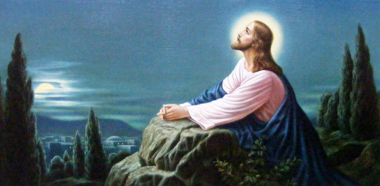 Tranh Ton Giao L5 Gambar Yesus Tuhan