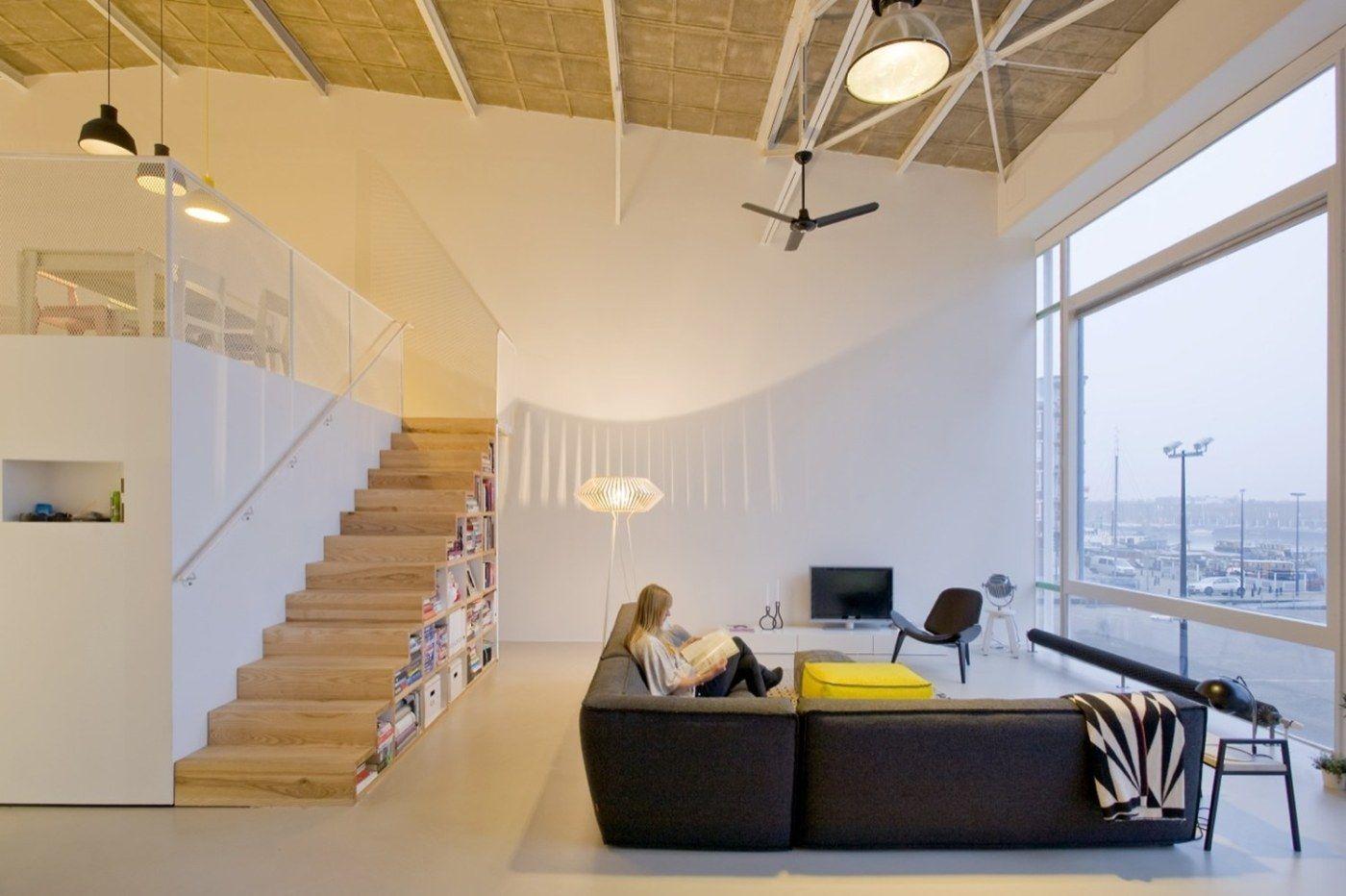 Inloopkast Knsm Loft : House like village by marc koehler architects pinterest
