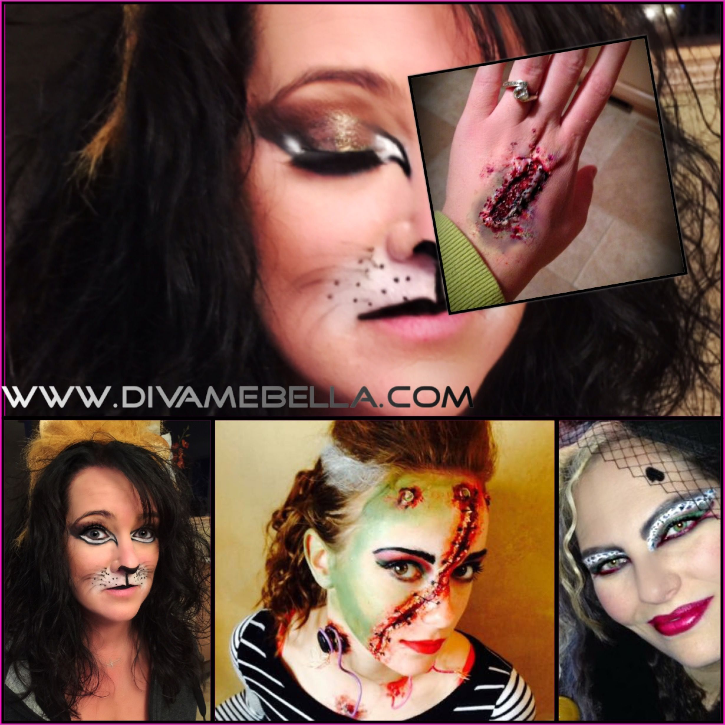Special Effects Makeup, Halloween Makeup and much more at