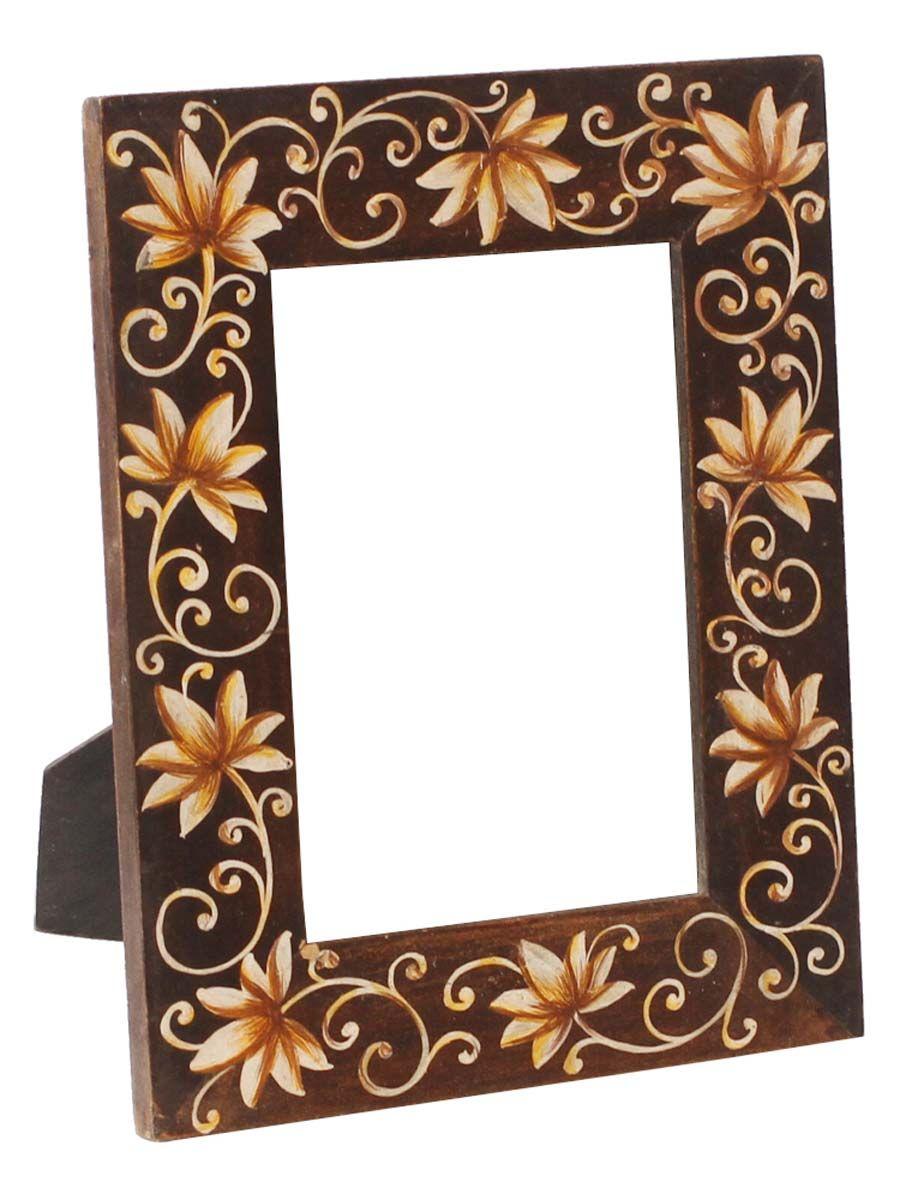Bulk Wholesale Handmade 5x7 Wooden Dark-Brown Photo-Frame / Picture ...