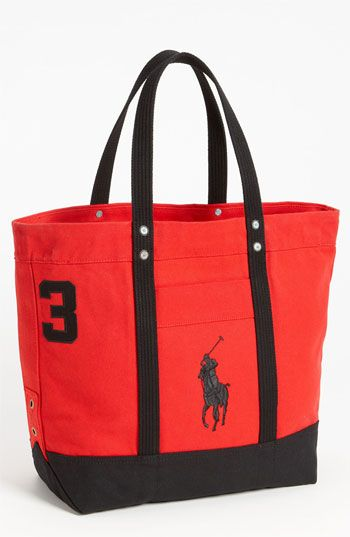 Polo Ralph Lauren Tote Bag Available At Nordstrom