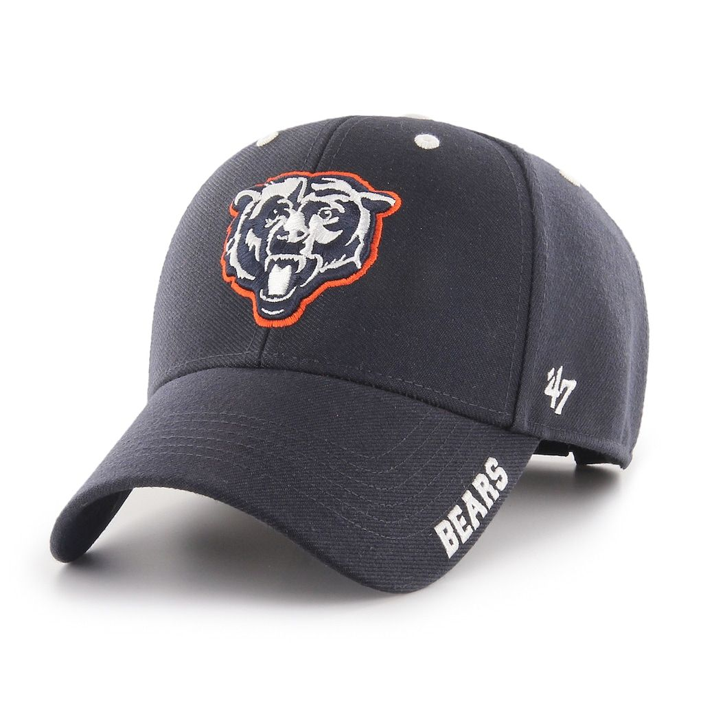 Adult '47 Brand Chicago Bears Defrost Adjustable Cap