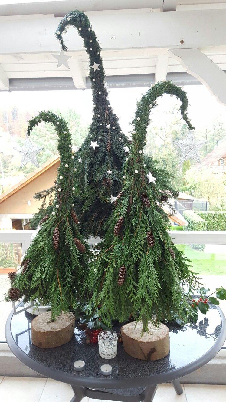 Tannenbaum #weihnachtendekorationdraussengarten