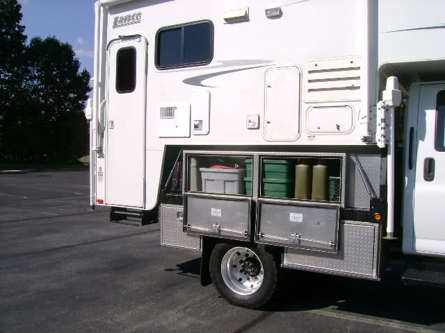 Woodalls Open Roads Forum Truck Campers Tc On A Flatbed Truck Truck Camper Boat Storage Truck Tent