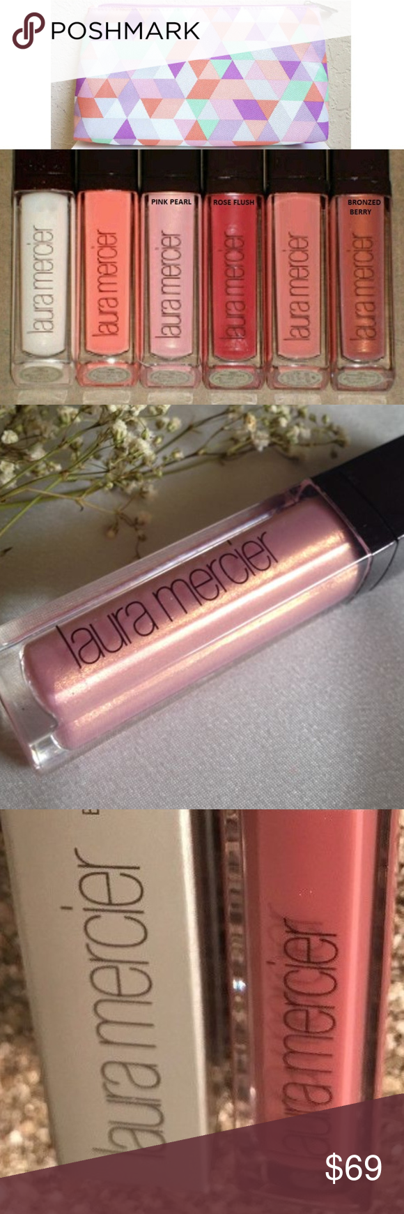 6 Laura Mercier Lip Plumpers Clinique Makeup Bag Clinique Makeup Lip Plumper Lip Moisturizer