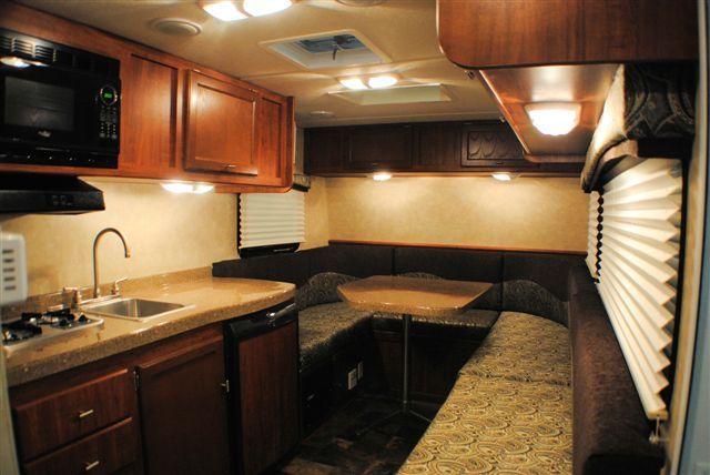 luxury camper interior design