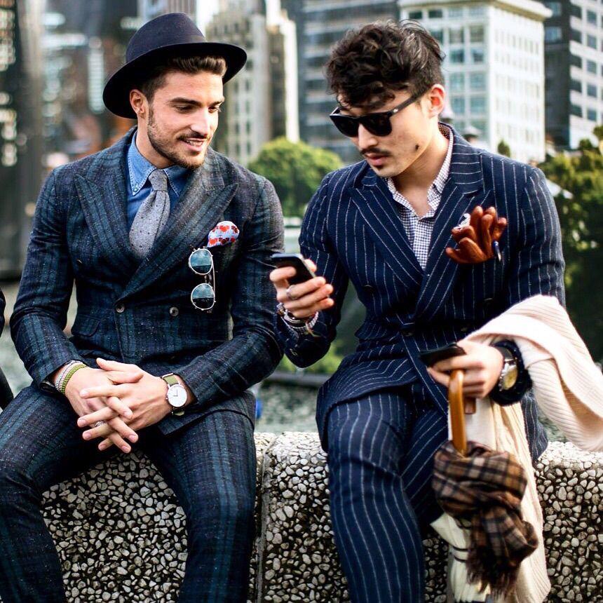Mariano Di Vaio Pitti 2015 street style men fashion