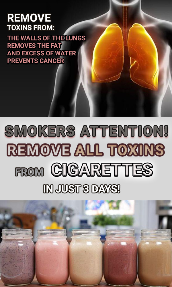 How To Get Rid Of Toxins In Your Lungs