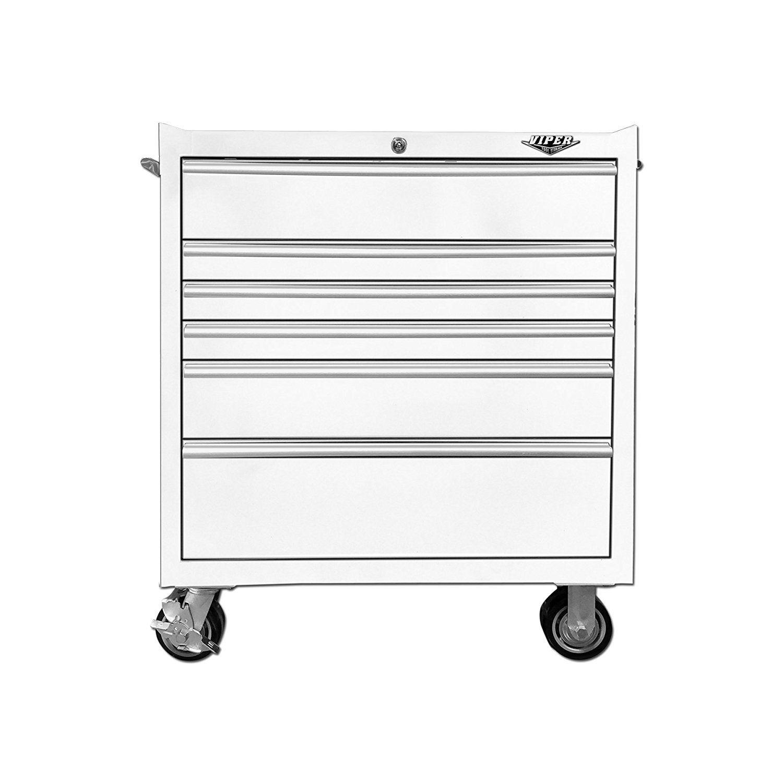Amazon Com Viper Tool Storage V3306whr 33 6 Drawer Rolling