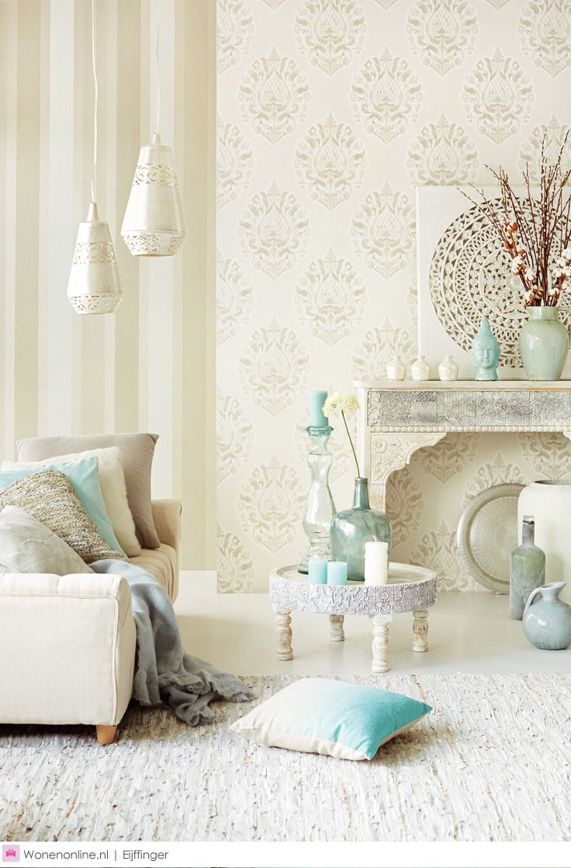 Eijffinger Savor  moroccan decor  Indian bedroom decor