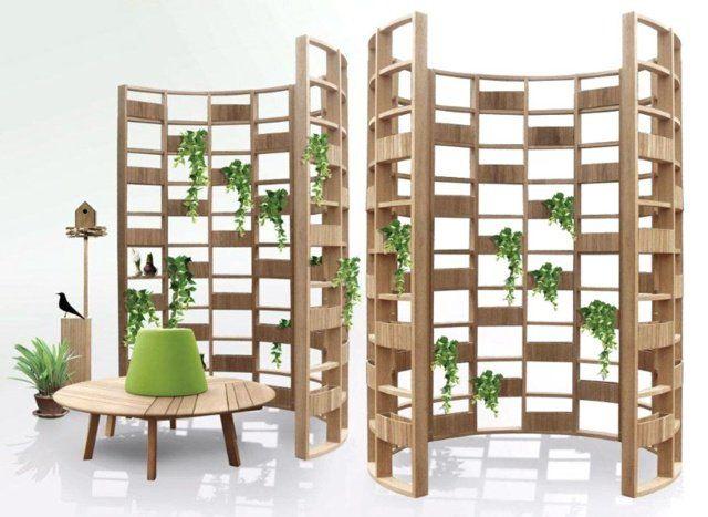 Häufig Clôture extérieure design- protection et décoration de jardin  FO11