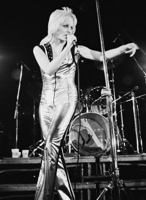 Cheri Currie 1977 The Runaways