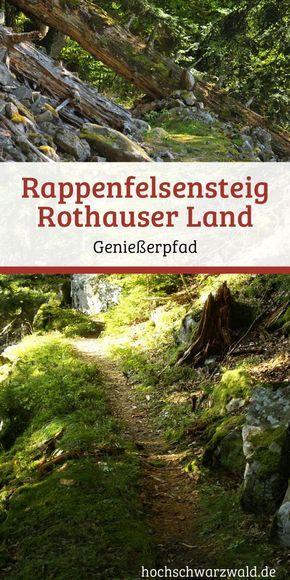 Genießerpfad - Rappenfelsensteig | Hochschwarzwald Tourismus GmbH