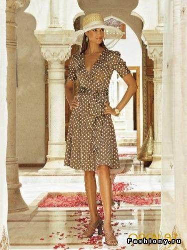 b363414813e Платье в горох!   платье в горошек