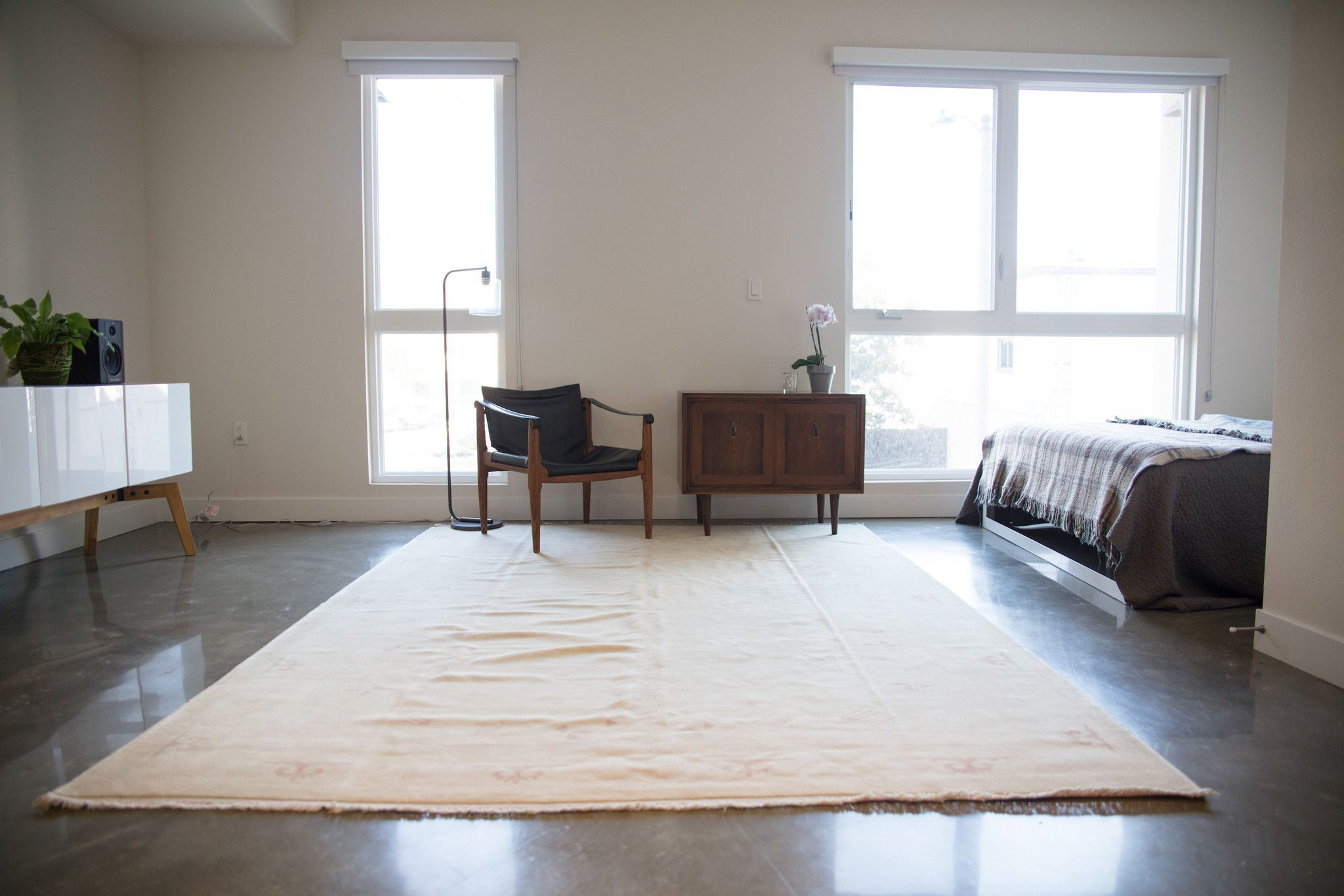 9x6' Vintage Muted Color Turkish Rug Living Room Bedroom ...