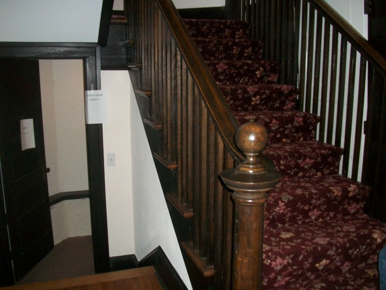 Best Oak Mission Staircase For Sale This Staircase Came Out Of 400 x 300