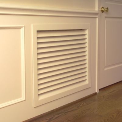 Gallery Of Decorative Wall Vent Covers