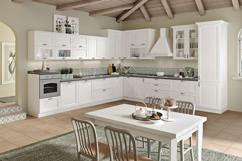Top Cucina Ikea Prezzi cucina bellary legno bianco | bianco rustico, legno bianco e