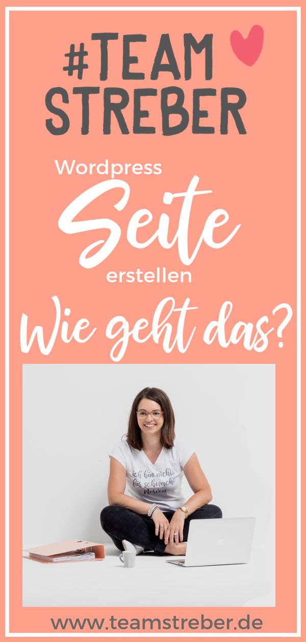 Wordpress Blog erstellen: Und wenn ja, wie #tippsundtricks
