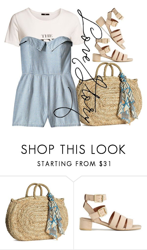"""..."" by vanny ❤ liked on Polyvore featuring H&M and Current/Elliott"