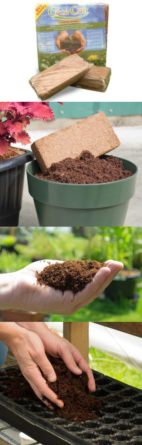 Compost Worms 181022 Worm Factory Coir650g5 Coconut Coir