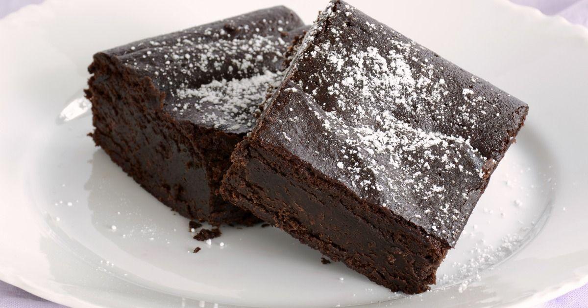 Gâteau au chocolat sans sucre Recette Gateau chocolat