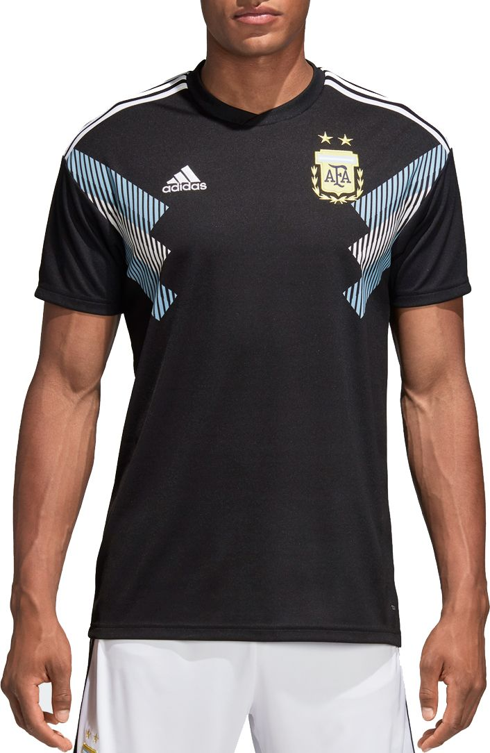61a8192102b adidas Men's 2018 Fifa World Cup Argentina Stadium Away Replica Jersey,  Size: Medium, Team