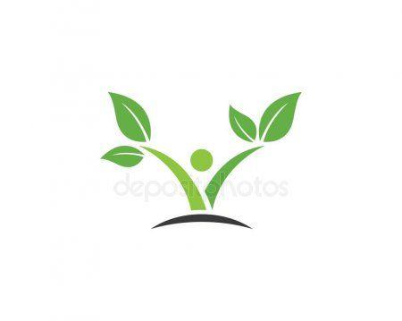 Healthy Life Logo - Stock Vector , #Aff, #Life, #Healthy, #Logo, #Vector #AD