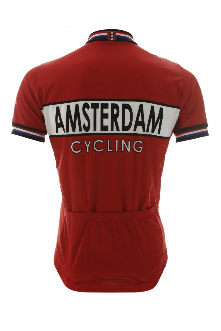 retro cycling shirt Amsterdam  44fb55a7a