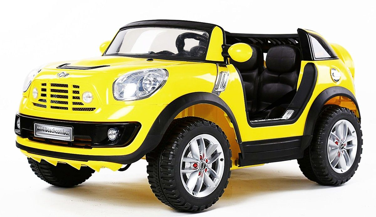 Licensed Mini Cooper 12V Kids Electric Car