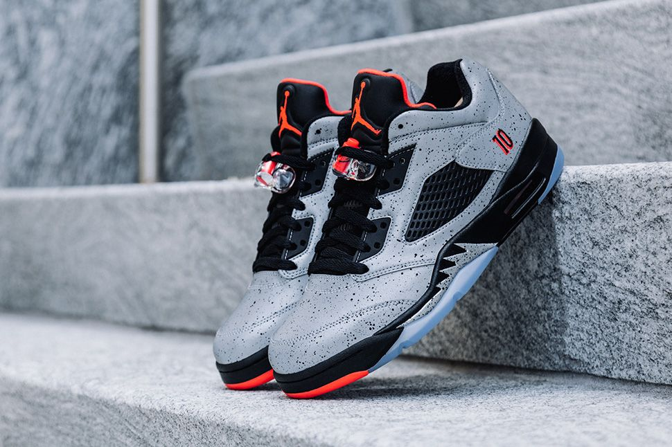 e19658ad0d1b Neymar x Air Jordan 5 Retro Low Will Release in Europe on the 9th - EU  Kicks  Sneaker Magazine