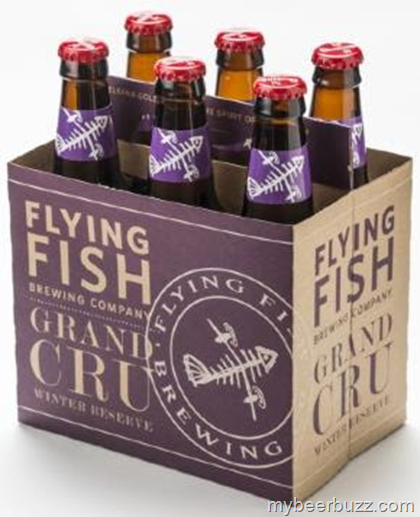 Flying Fish Grand Cru Winter Reserve Available Now