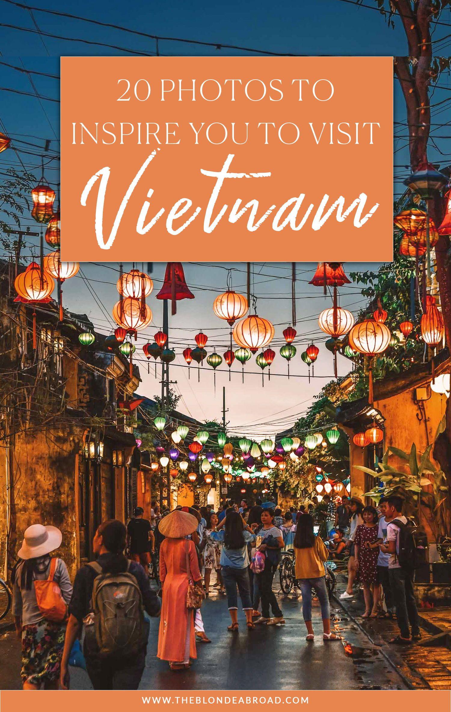 20 Photos To Inspire You To Visit Vietnam The Blonde Abroad Visit Vietnam Southeast Asia Travel Vietnam Travel